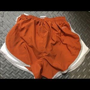 Nike Shorts - UT Austin texas Nike tempo Shorts Size S